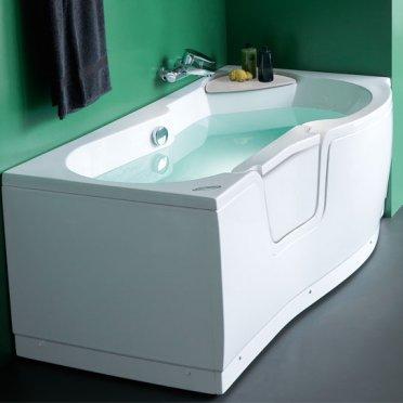 vasca da bagno con porta, vasca per anziani