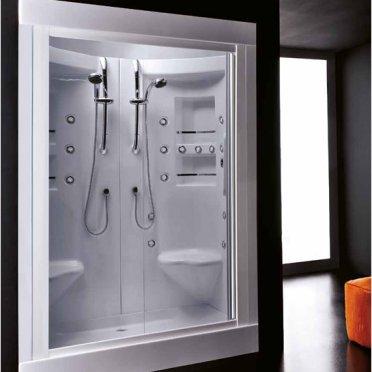 Cabina doccia due posti - Doccione per doccia ...