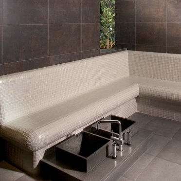 Sedute da rifinire per bagno turco - Bagno turco fai da te ...
