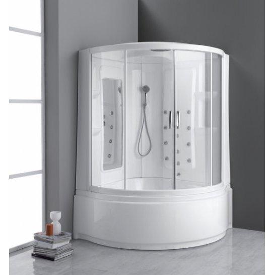 Combinato angolare vasca e doccia 135 x 135 cm