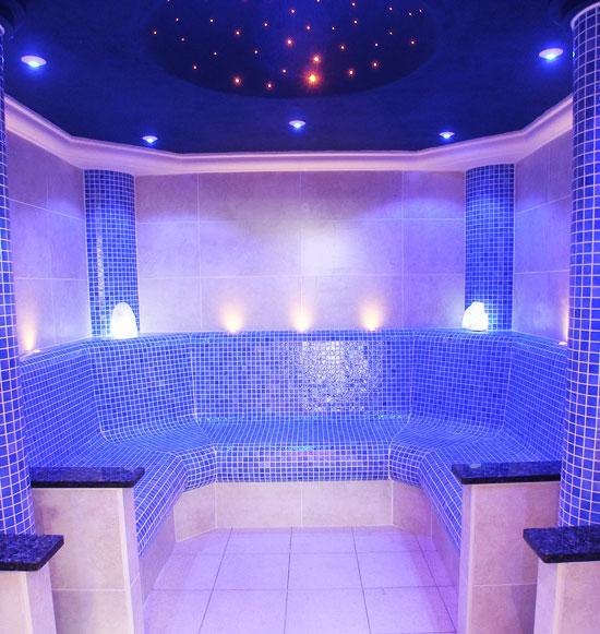 Panche per bagno turco - Mosaico per bagno turco ...