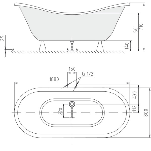 Dimensioni vasche da bagno piccole ex01 regardsdefemmes - Misure vasche da bagno piccole ...