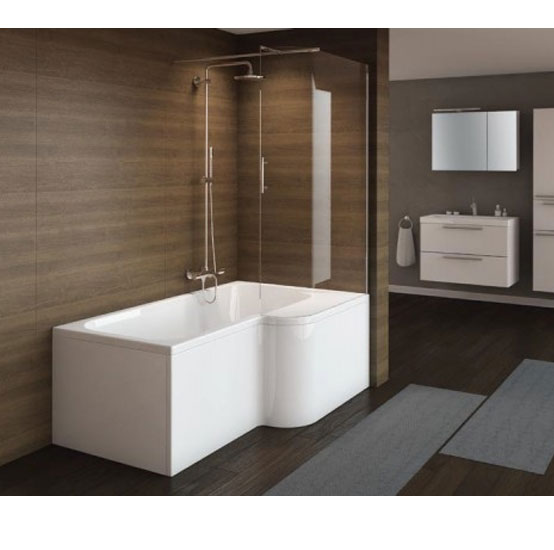 Vasche da bagno piccole con cabina doccia - Vasche da bagno piccole con seduta ...