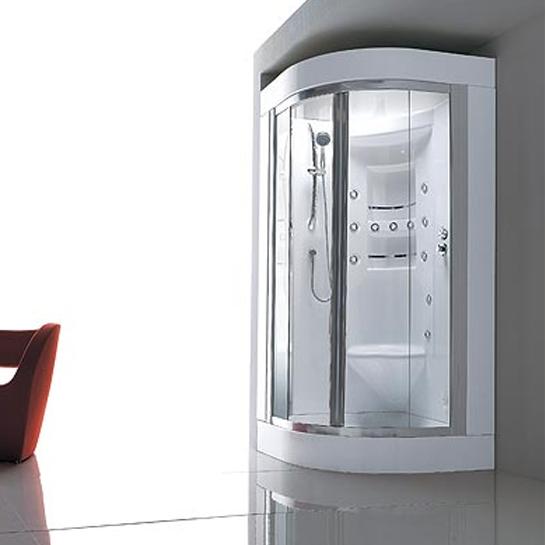 Cabina doccia multifunzione for Disegni base della cabina