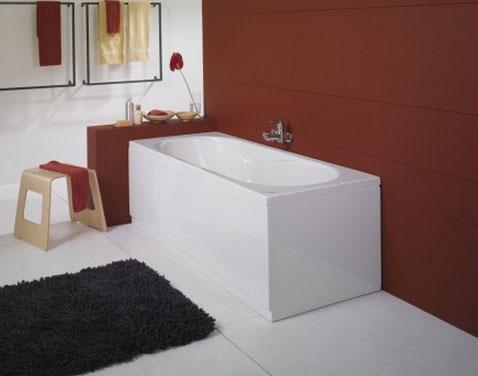 Vasca piccola con idromassaggio - Piccola vasca da bagno ...