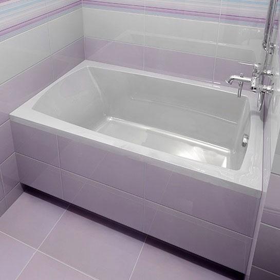 vasca piccola, vasca di dimensione ridotta
