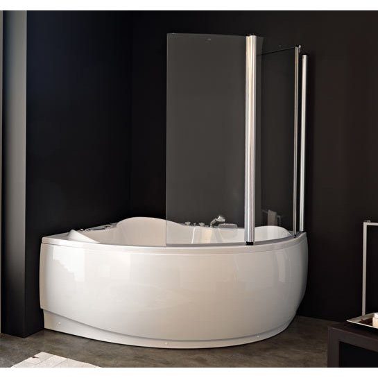 Vasca angolare idromassaggio 150 x 150 cm - Vasche bagno angolari ...