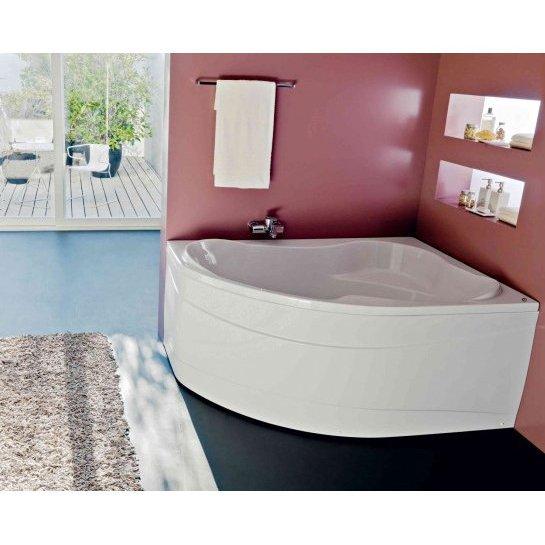 Vasca angolare idromassaggio for Finestre rotonde del bagno