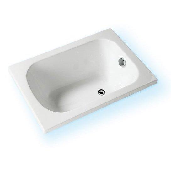 Vasca da bagno di piccola dimensione per bagni piccoli - Vasche da bagno piccole con seduta ...