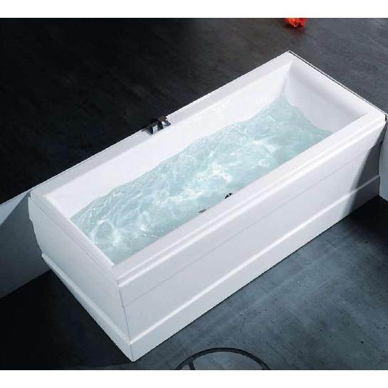 Vasca nacleo rettangolare 150 x70 160 x 70 vasca con idromassaggio - Misure vasche da bagno rettangolari ...