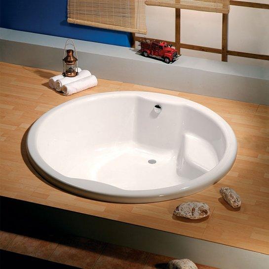 Vasca tonda idromassaggio - Vasca da bagno circolare ...