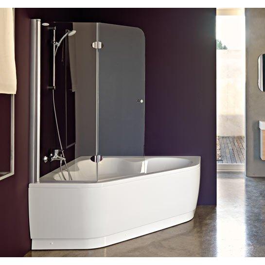 Vasca angolare quadrata - Vasche con cabina doccia ...