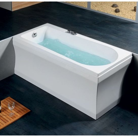 Vasca rettangolare fuori misure - Misure vasche da bagno piccole ...