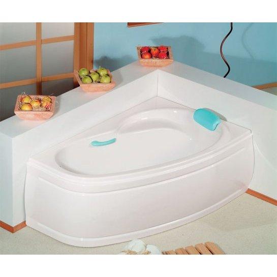 vasca idromassaggio angolare asimmetrica